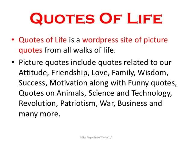 Quote Related To Life 03