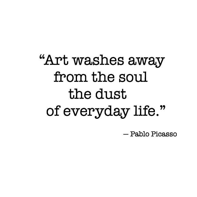 Quotes About Art And Life 09