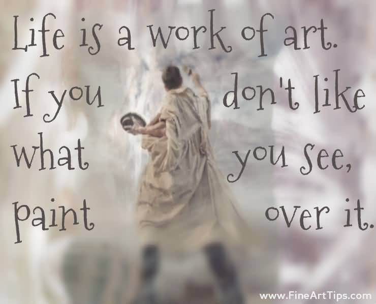 Quotes About Art And Life 11