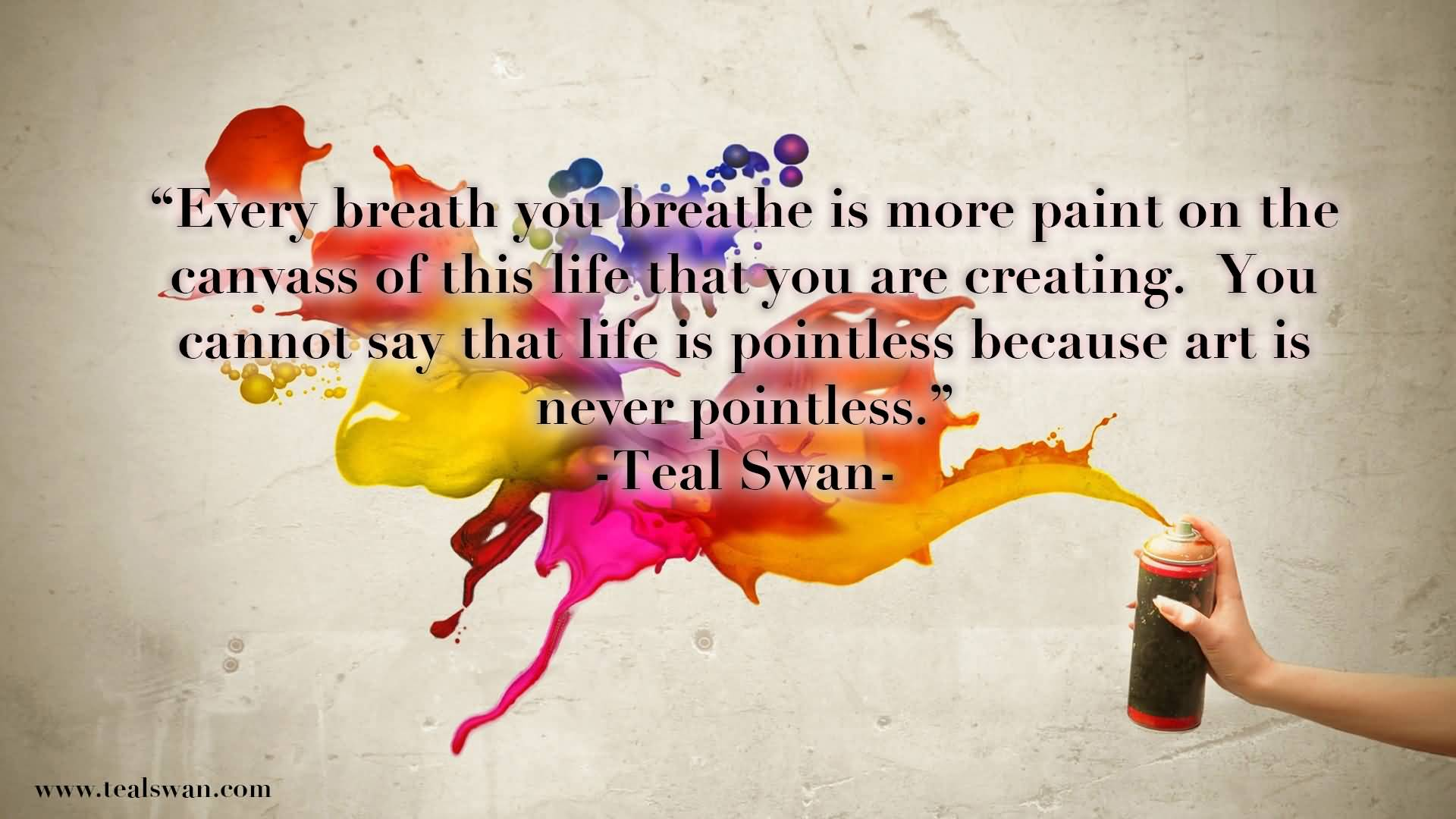 Quotes About Art And Life 13