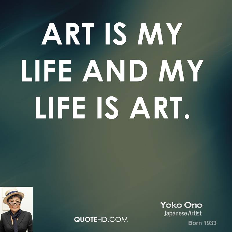 Quotes About Art And Life 14