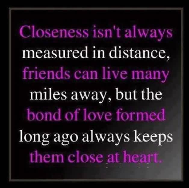 Quotes About Close Friendship Bonds 17