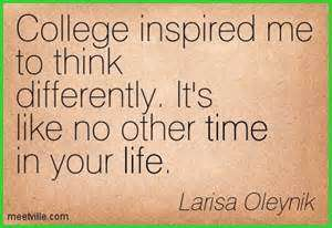 Quotes About College Life 09