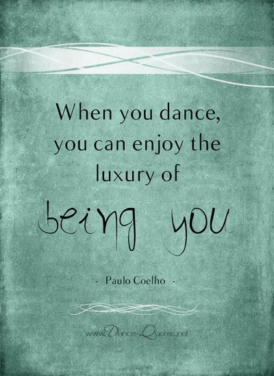 Quotes About Dance And Life 05