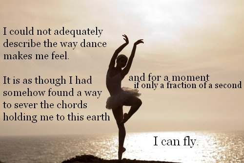 Quotes About Dance And Life 09