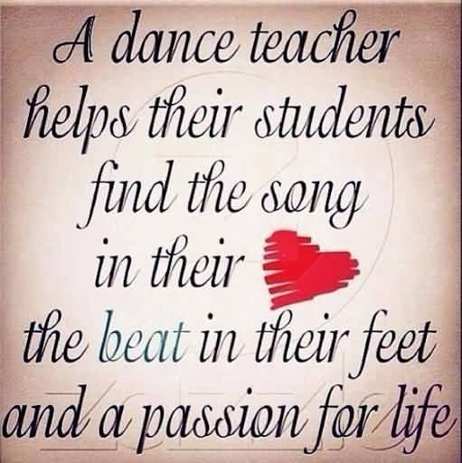 Quotes About Dance And Life 10