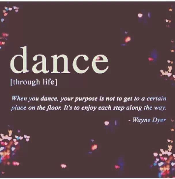 Quotes About Dance And Life 11