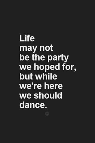 Quotes About Dance And Life 13