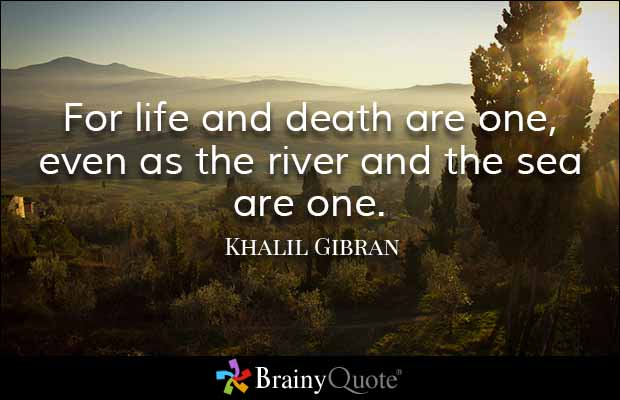 60 Quotes About Death And Life With Sayings QuotesBae Best Quotes About Death And Life