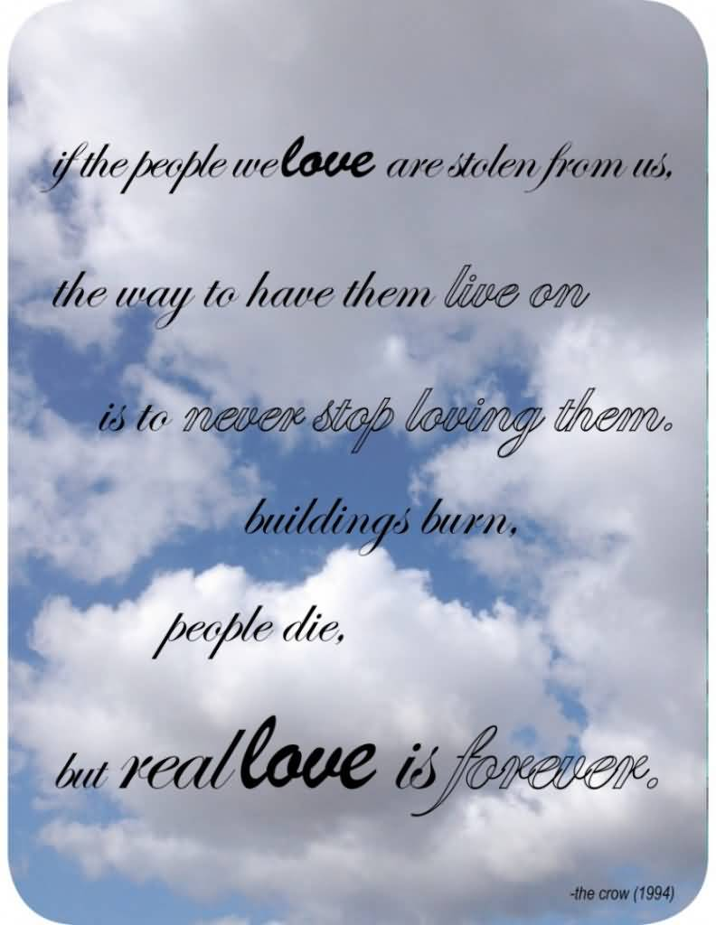 Quotes About Death Of A Loved One Remembered 01