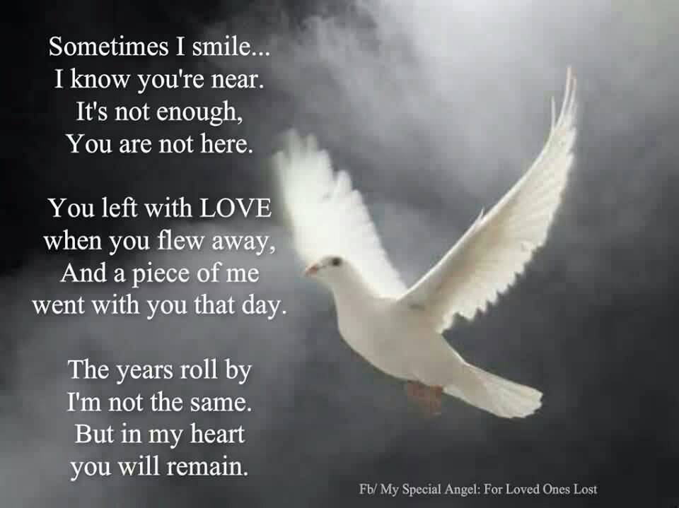 Quotes About Death Of A Loved One Remembered 02