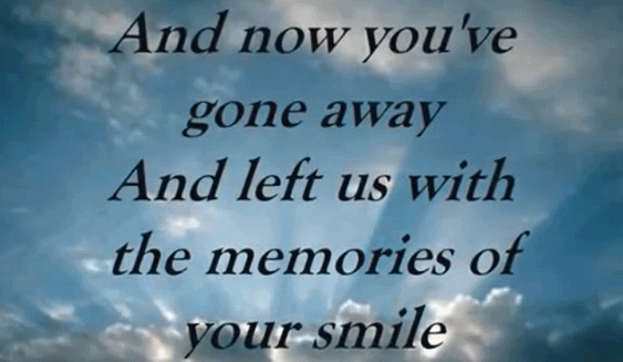 Quotes About Death Of A Loved One Remembered 10