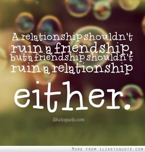 Quotes About Destroyed Friendship 16