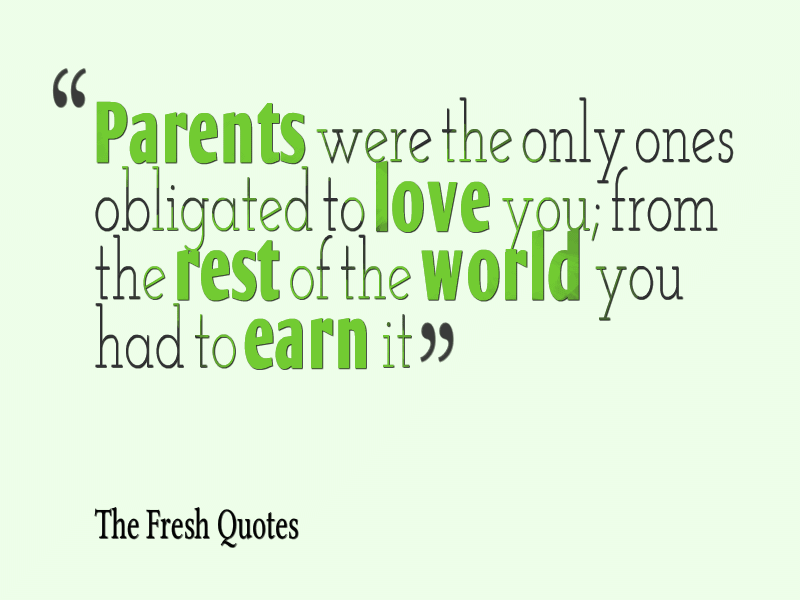 Quotes About Family Love 01