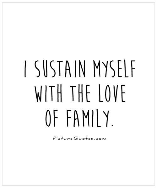 Quotes About Family Love 05