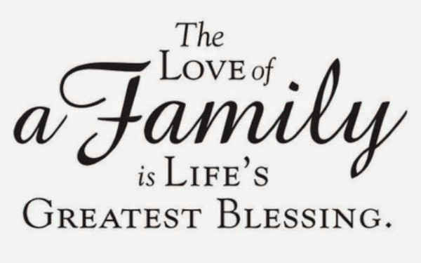 Quotes About Family Love 07