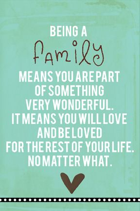 Quotes About Family Love 09