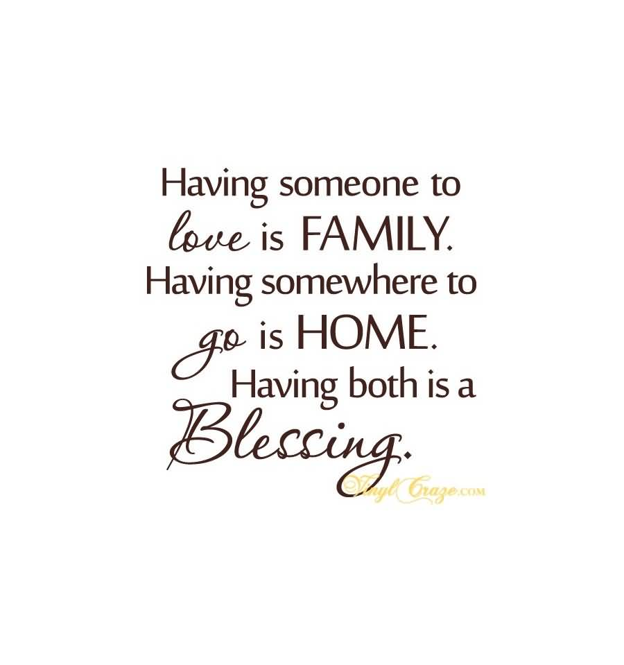 Quotes About Family Love 18