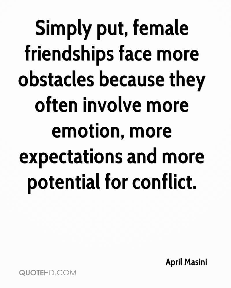 Quotes About Female Friendship 10