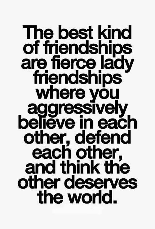 Quotes About Female Friendship 20