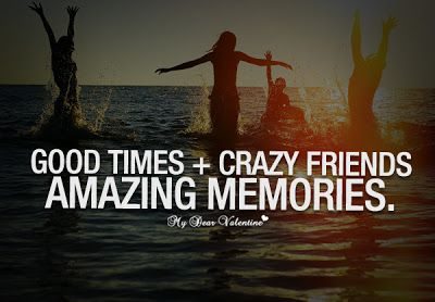 Quotes About Friendship And Memories 01