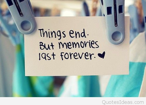 Quotes About Friendship And Memories 07