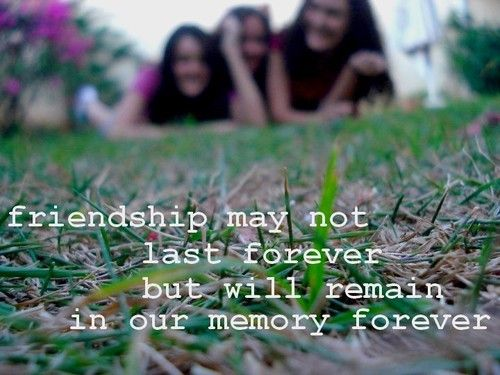Quotes About Friendship And Memories 15