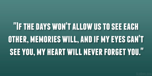 Quotes About Friendship And Memories 19