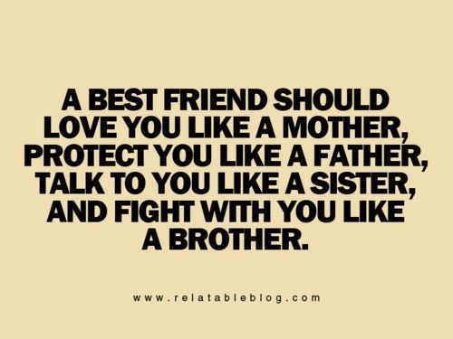 Quotes About Friendship Fights 11