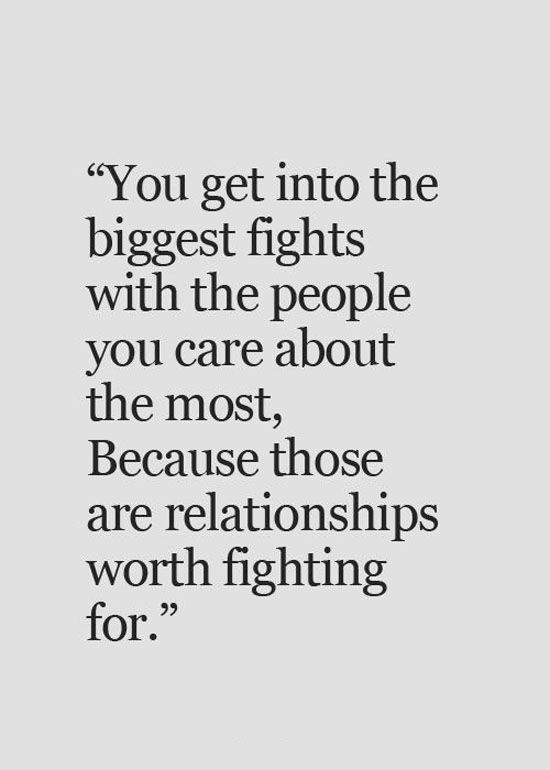 Quotes About Friendship Fights 12