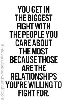 Quotes About Friendship Fights 15