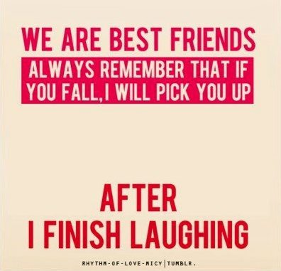 Quotes About Friendship Funny 18