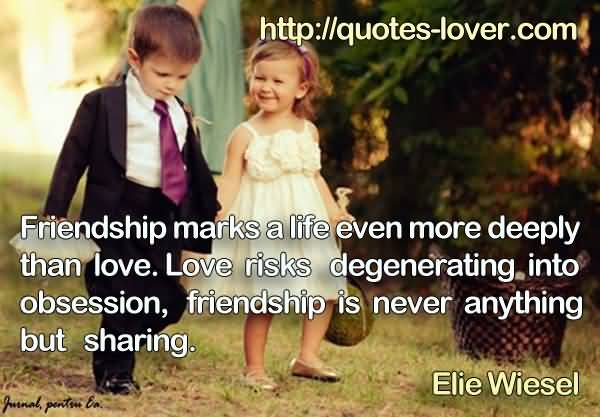 Quotes About Friendship Turning To Love 16 Quotesbae