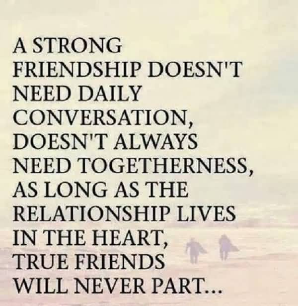 Quotes About Friendships And Distance 07