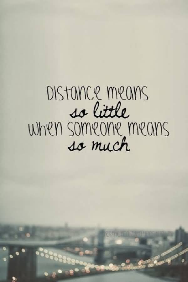 Quotes About Friendships And Distance 08