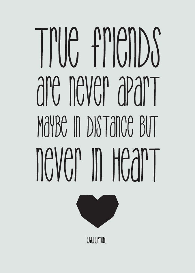Quotes About Friendships And Distance 15