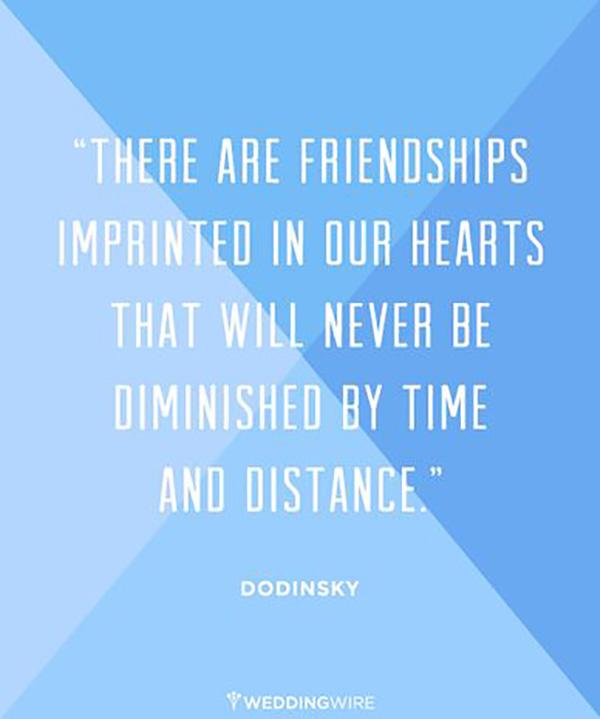Quotes About Friendships And Distance 16