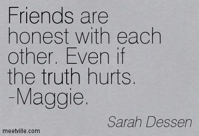 quotes about honesty in friendship quotesbae