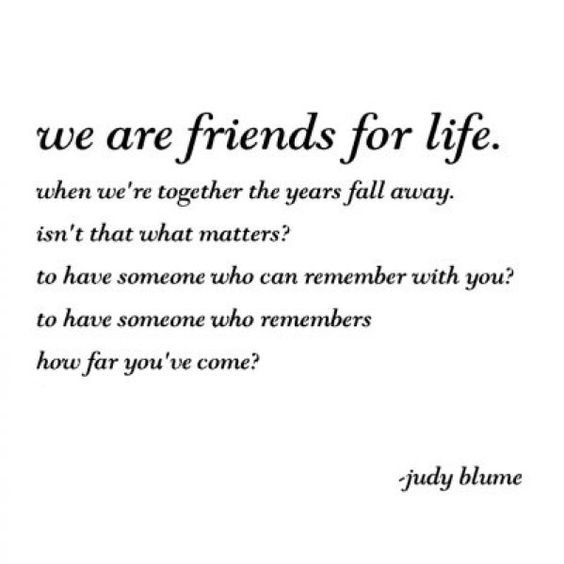 Quotes About Life And Friendship 15