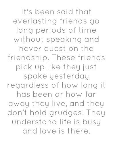 20 Quotes About Long Distance Friendships With Photos ...
