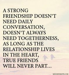 Quotes About Long Lasting Friendship 09