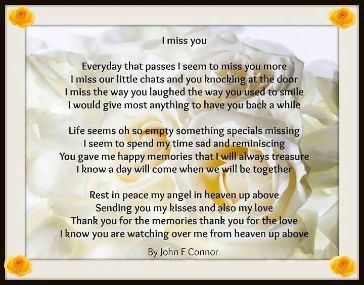 Quotes About Lost Loved Ones In Heaven 15