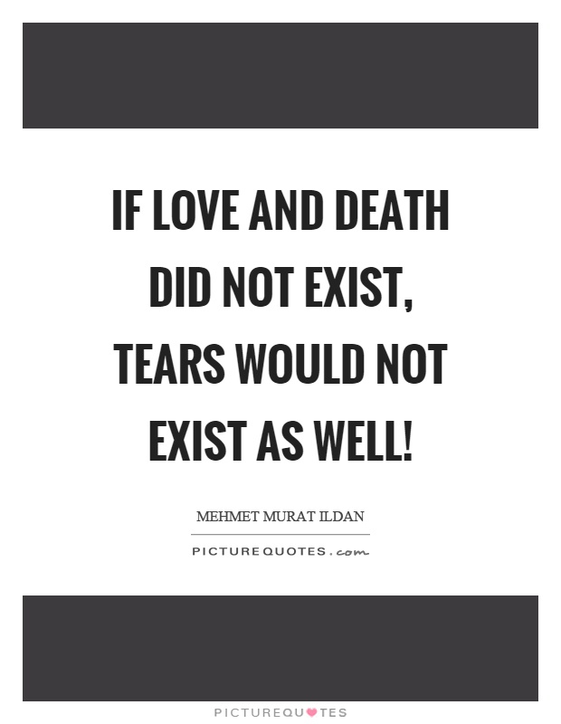 Quotes About Love And Death 02