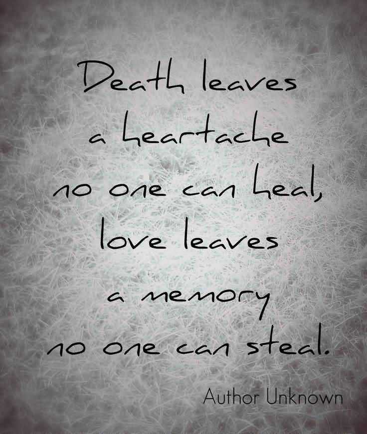 Quotes About Love And Death 08