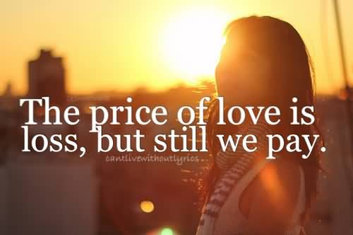 Quotes About Love And Loss 18