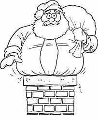 Santa Claus Coloring Pages Image Picture Photo Wallpaper 15