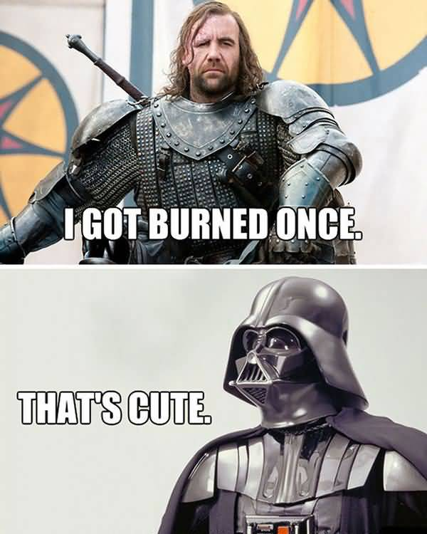 Very Funny Game of Thrones Memes Graphic