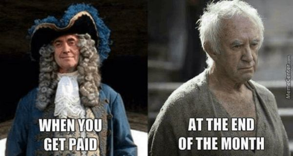 Very Funny Game of Thrones Memes Photos