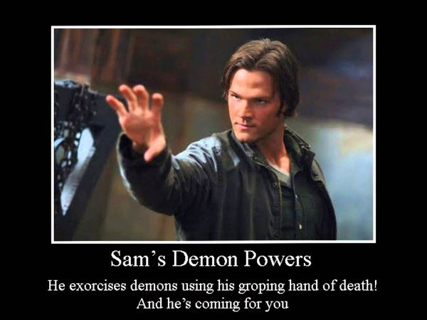 Very Funny Supernatural Memes Joke