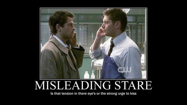 Very Hilarious Supernatural Memes Image